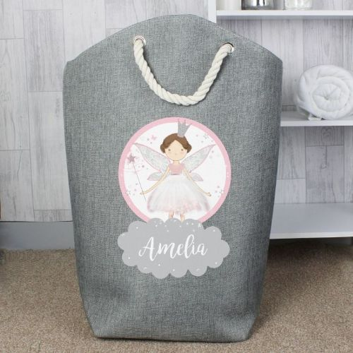 Personalised Fairy Princess Laundry Bag